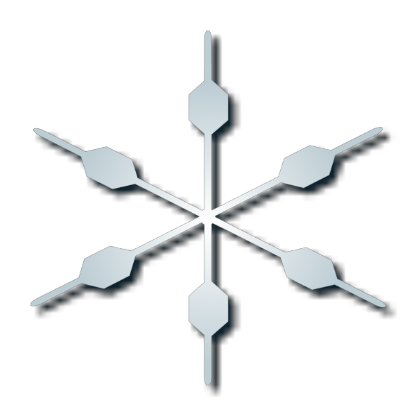 Snow Flake Cartoon PNG images