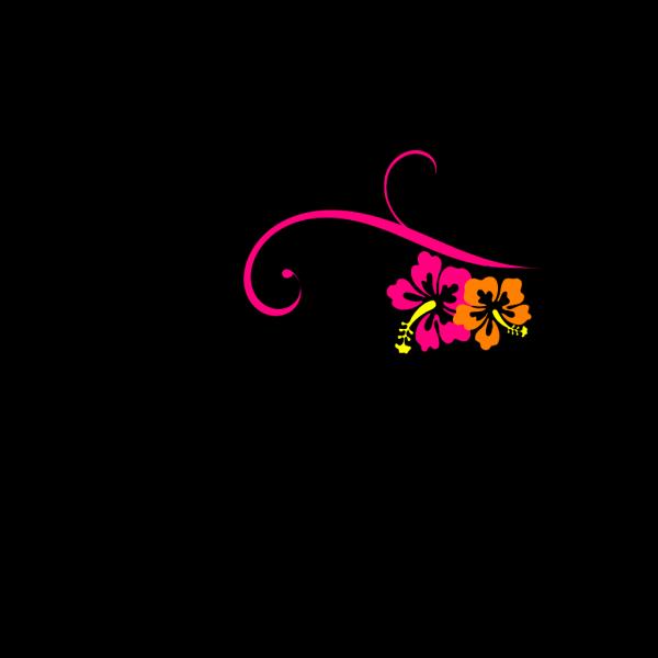 Swirly Border PNG Clip art
