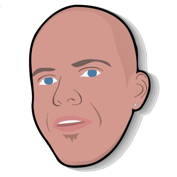 Man Head PNG icons
