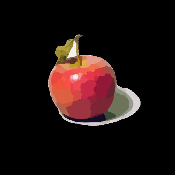 Apple Red Cartoon PNG Clip art