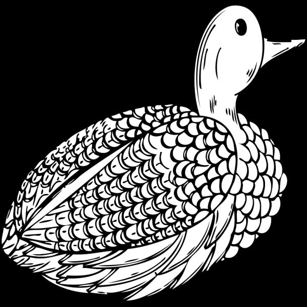 Duck Decoy PNG Clip art