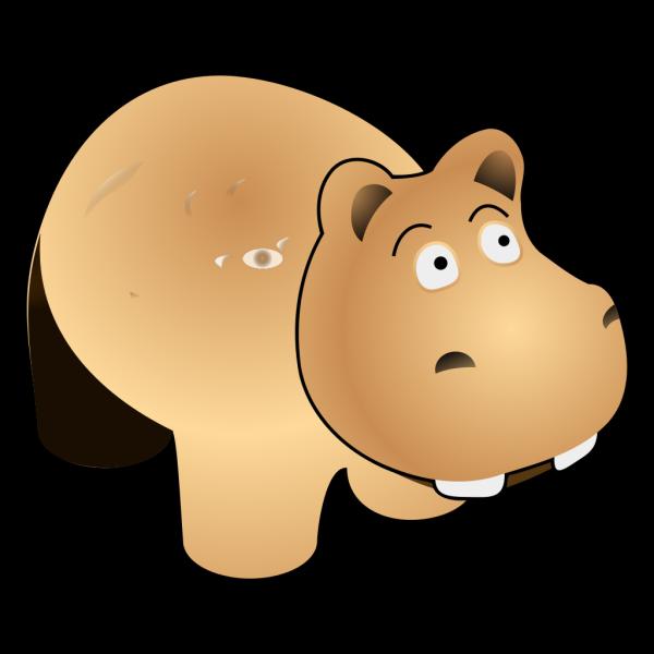 Digital Hippo Art PNG Clip art