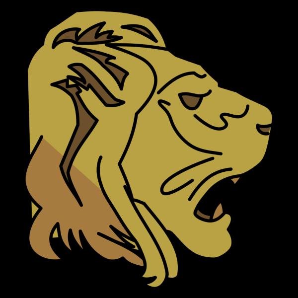 Lion Head PNG Clip art