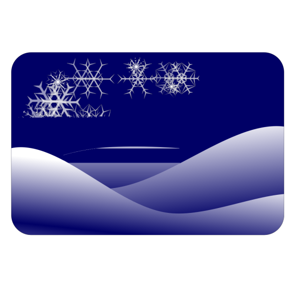 Winter Scenery PNG images