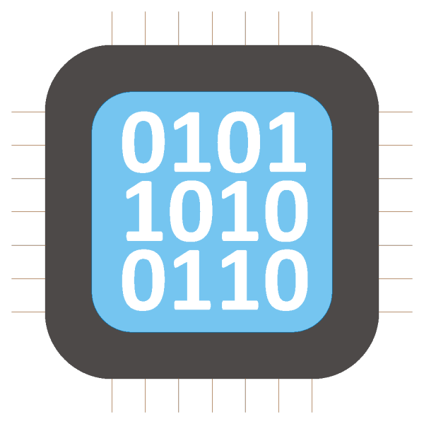 Dsp Processor Chip PNG icons