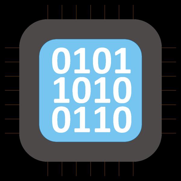 Dsp Processor Chip PNG Clip art