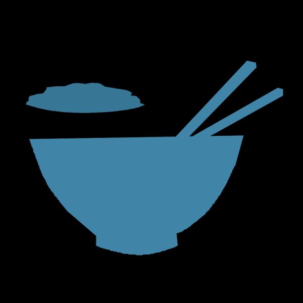 Blue Bowl PNG images