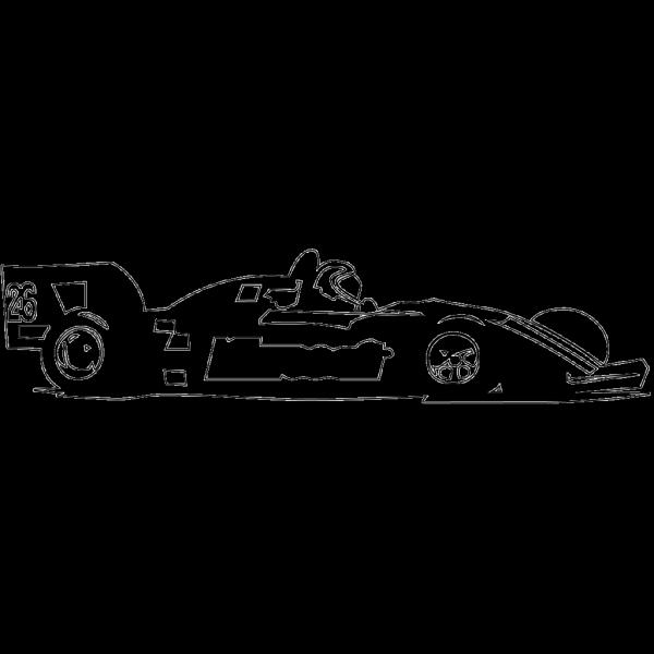 Blue Race Car PNG images