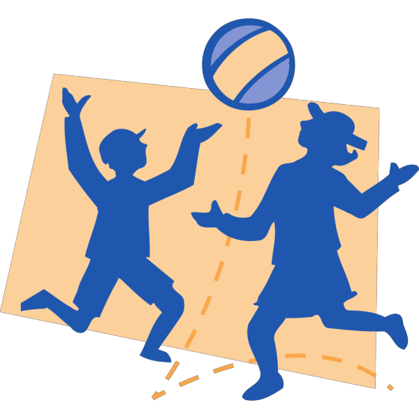 Children Playing 1 PNG images