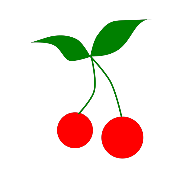 Swallow Cherry PNG icons