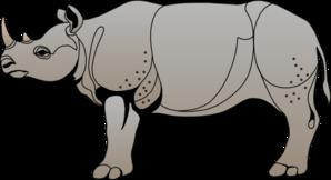 Rhinoceros PNG Clip art