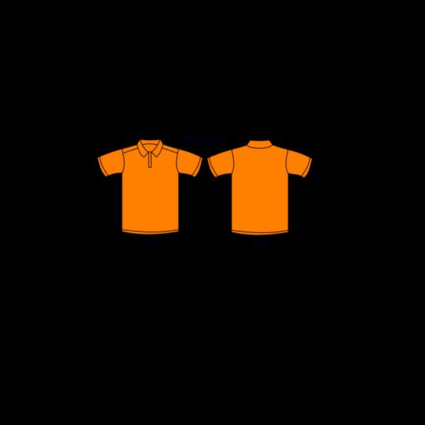 Orange Origami Bird PNG Clip art