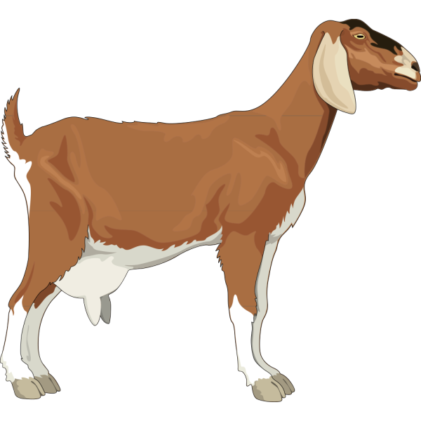 Goat PNG icons
