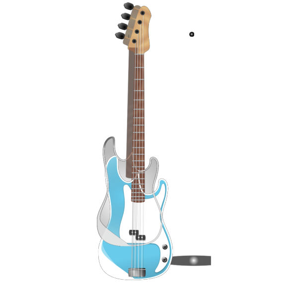 Bass-guitar PNG icon