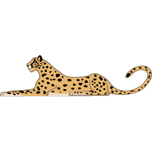 Leopard PNG icons