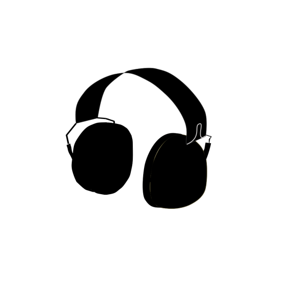 Headphones And Mic PNG images