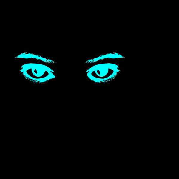 Blue Eyes PNG Clip art