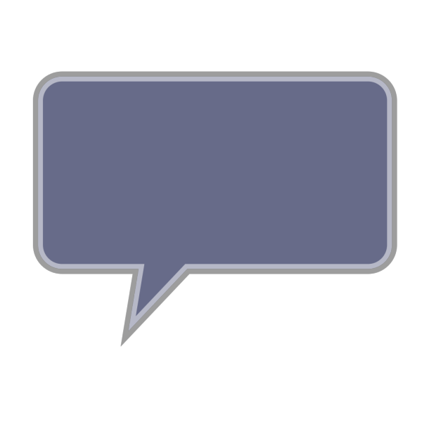 Speech Bubbles PNG images