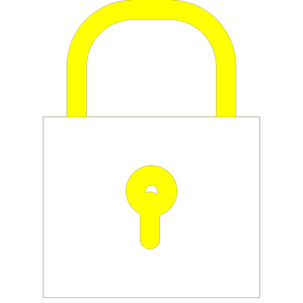 Lock PNG images