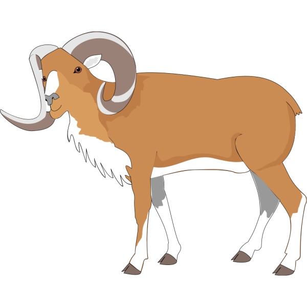 Big Horns Sheet PNG images
