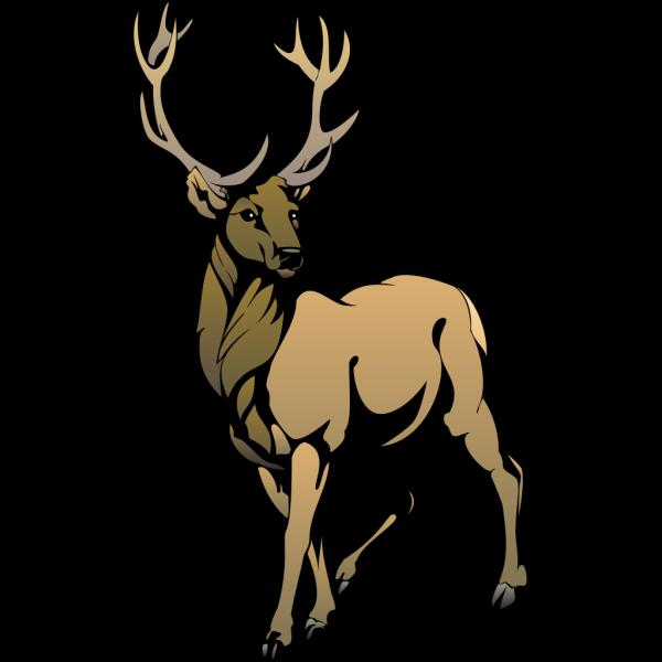 Reindeer 3 PNG images