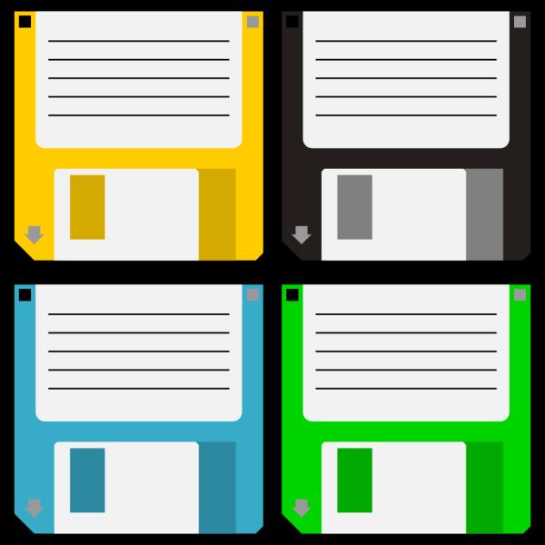 Floppy Disks PNG images