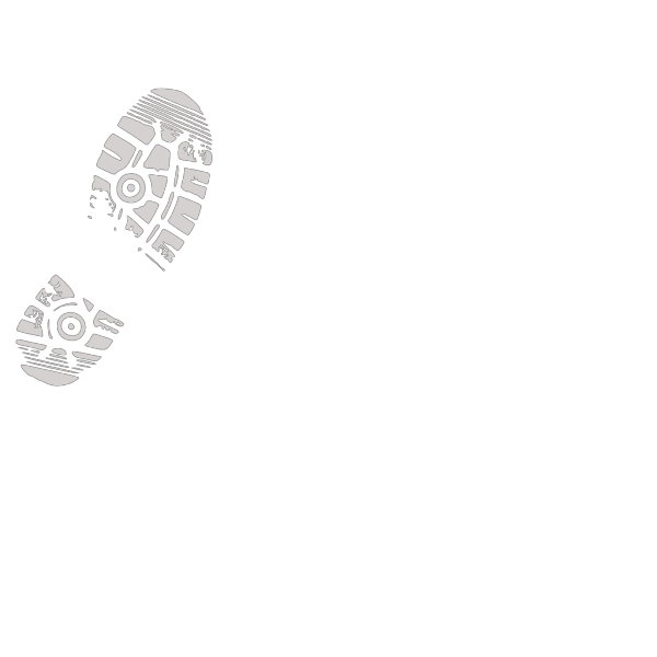 Shoe Print PNG icons