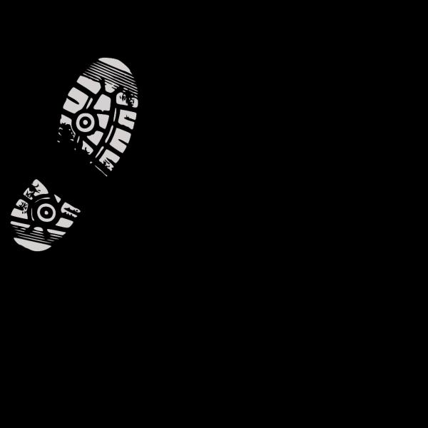 Shoe Print PNG images