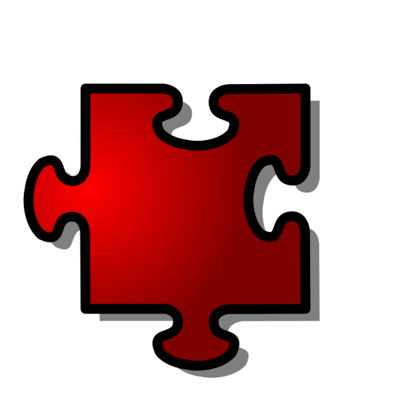 Jigsaw Red 10