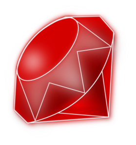 Blue Cut Gemstone (saphire) PNG icon