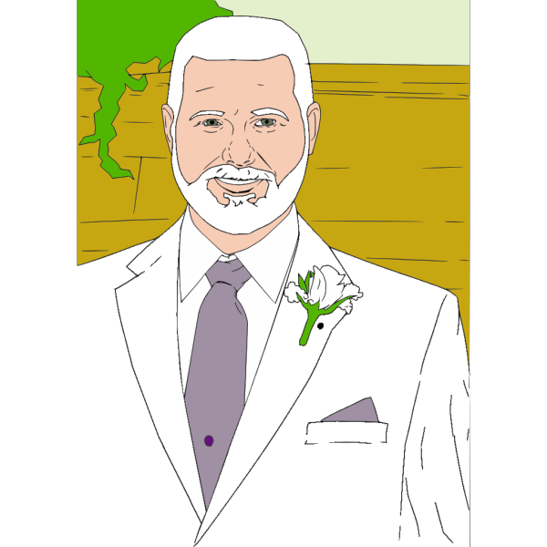 Bride And Groom PNG Clip art