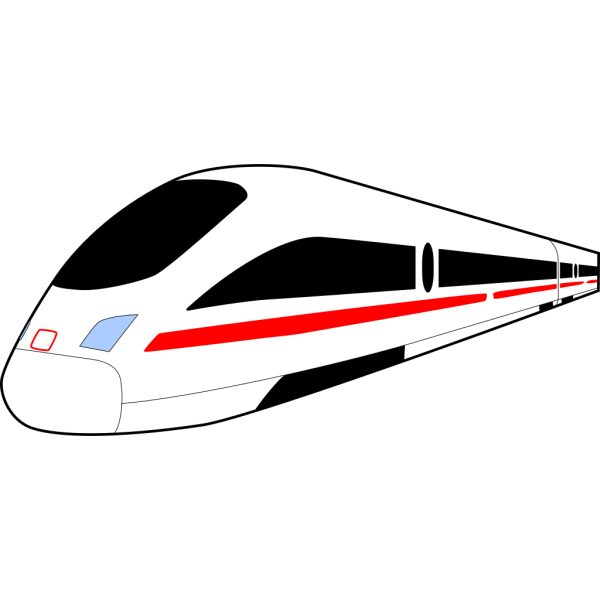 Train PNG images