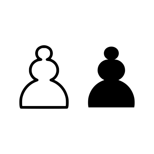 Chess Pawn PNG Clip art