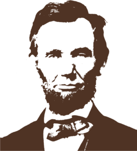 Abraham Lincoln PNG Background Image PNG Clip art