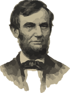 Abraham Lincoln PNG Clipart PNG Clip art