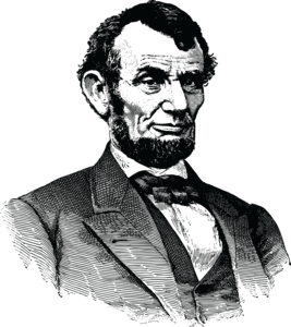 Abraham Lincoln PNG HD PNG icon