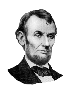 Abraham Lincoln PNG Photo PNG images