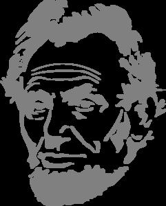 Abraham Lincoln PNG Transparent Image PNG Clip art