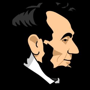 Abraham Lincoln PNG Transparent PNG Clip art