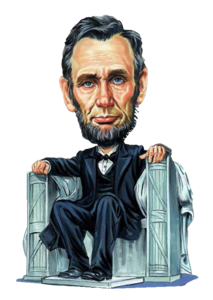 Abraham Lincoln Transparent Background PNG Clip art