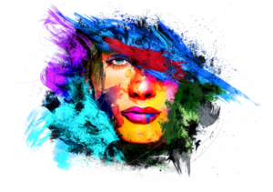 Abstract Art PNG Transparent Image PNG Clip art