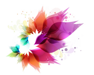 Abstract Colors PNG Clipart PNG image