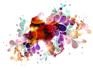 Abstract Colors PNG Image PNG Clip art