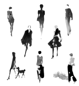 Abstract People Transparent Background PNG Clip art