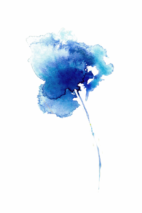 Abstract Watercolor Transparent Background PNG Clip art