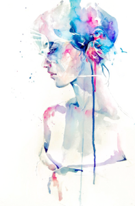 Abstract Woman PNG File PNG Clip art