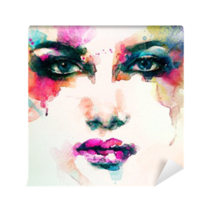 Abstract Woman PNG Transparent Picture PNG Clip art