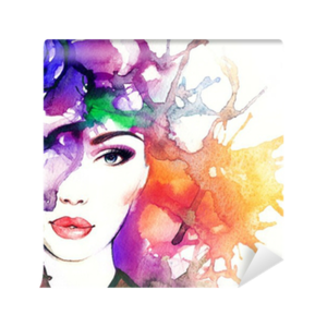 Abstract Woman PNG Transparent PNG Clip art