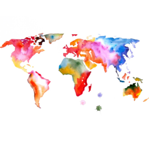 Abstract World Map PNG File PNG Clip art