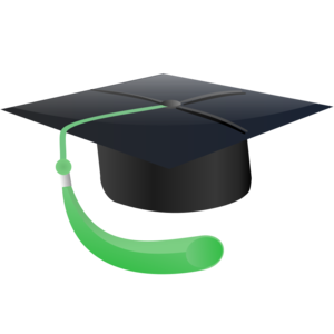 Academic Hat Background PNG PNG Clip art